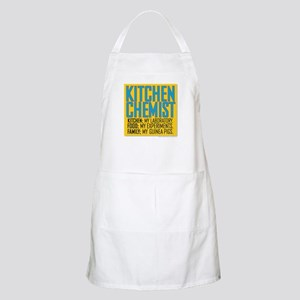 Kitchen Chemist Apron