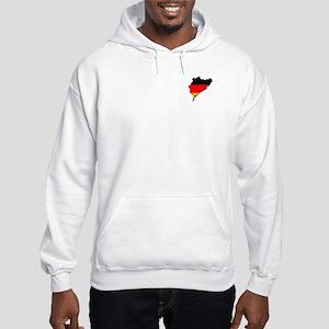 Nurburgring Hooded Sweatshirt