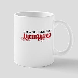 I'm a Sucker for Vampires Mug