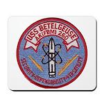 USS BETELGEUSE Mousepad