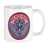 USS BETELGEUSE 11 oz Ceramic Mug