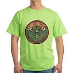 USS BETELGEUSE Green T-Shirt
