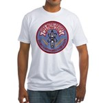 USS BETELGEUSE Fitted T-Shirt