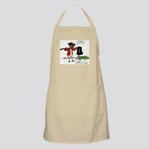 Obama Cannot Tell The Truth Apron
