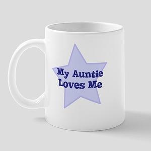 My Auntie Loves Me Mug