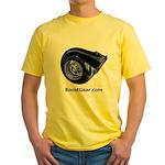 Turbo Shirt - Yellow T-Shirt