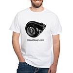 Turbo Shirt - White T-Shirt