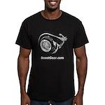 Turbo Shirt - Men's Fitted T-Shirt (dark)