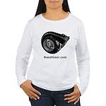 Turbo Shirt - Women's Long Sleeve T-Shirt