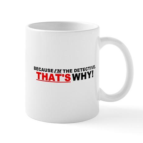 Detective Mug