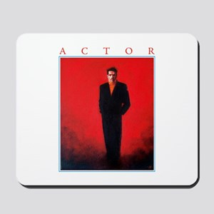Actor Standing Mousepad