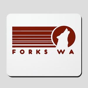 Forks Washington Mousepad
