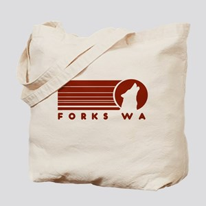 Forks Washington Tote Bag