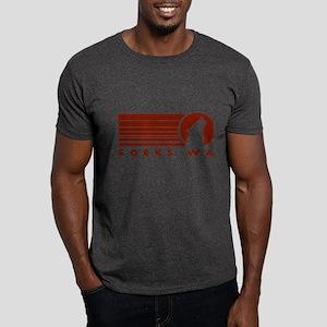Forks Washington Dark T-Shirt