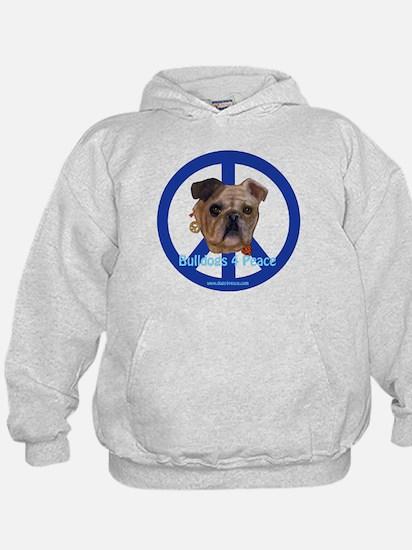 Bulldogs 4 Peace Hoodie