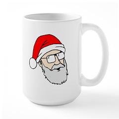 Santa Dan Large Mug