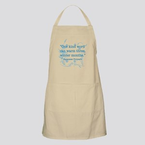 One Kind Word Apron