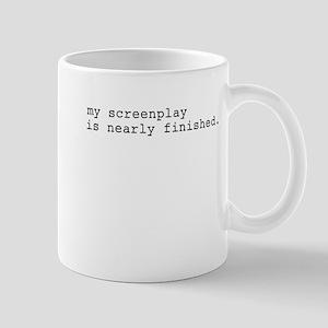 my screenplay Mug
