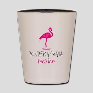Riviera Maya, Mexico Shot Glass