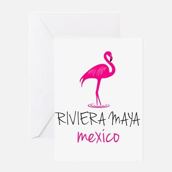 Riviera Maya, Mexico Greeting Cards