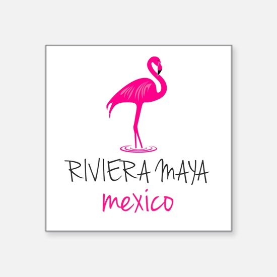 Riviera Maya, Mexico Sticker
