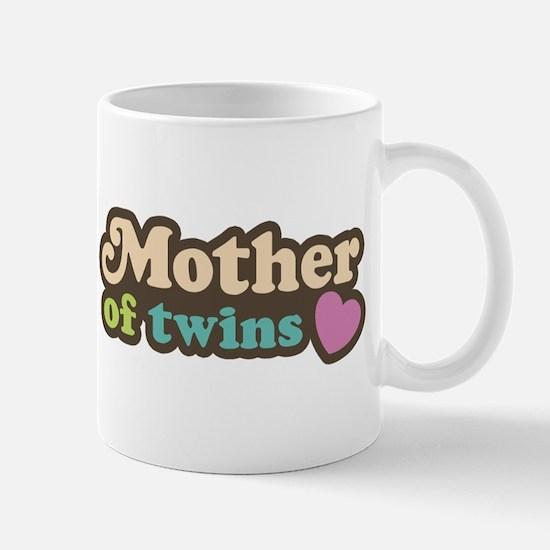 Mother of Twins Mug