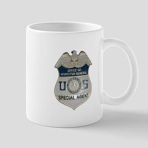 Inspector General Mug