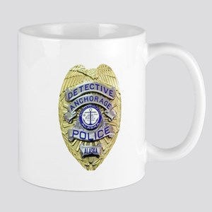 Anchorage, Alaska Detective Mug