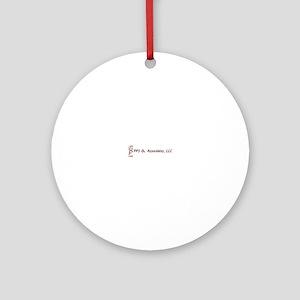 Philogene Ornament (Round)