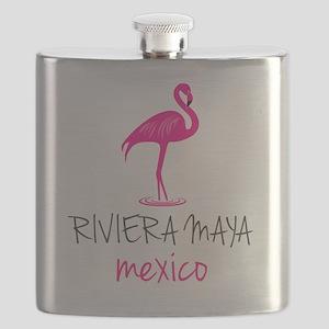 Riviera Maya, Mexico Flask