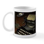 Typewriter Mug