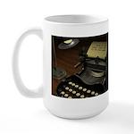 Typewriter Large Mug