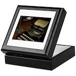 Typewriter Keepsake Box