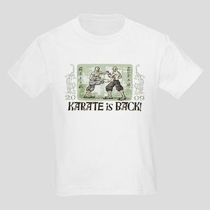 Karate's Back Kids Light T-Shirt