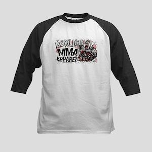 Gorillian MMA Kids Baseball Jersey