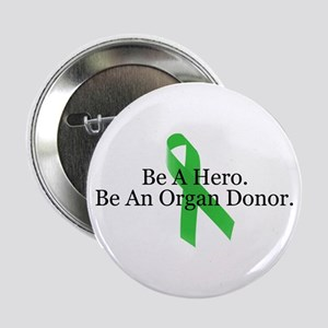 Bold Organ Donor Button