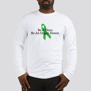 Bold Organ Donor Long Sleeve T-Shirt