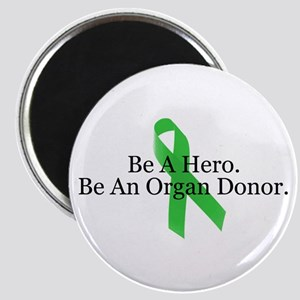 Bold Organ Donor Magnet