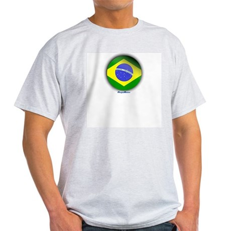 Brazil - Heart Light T-Shirt