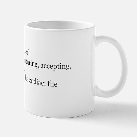 Cancer Definition Mug