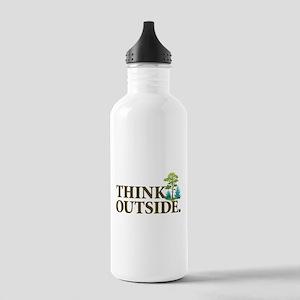 Think Outside Water Bottle