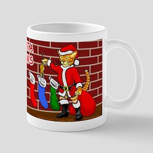 Santa Claws Mug