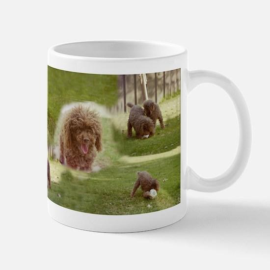 Poodle Town Mug