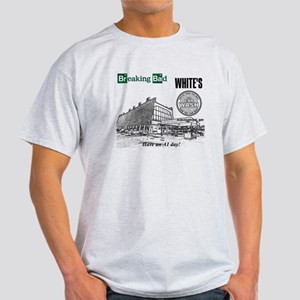 Breaking Bad Car Wash Light T-Shirt