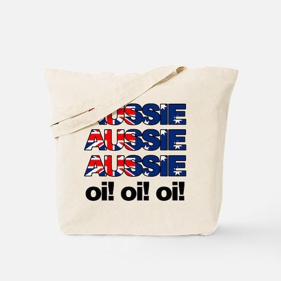 Aussie Aussie Aussie Oi! Oi! Tote Bag