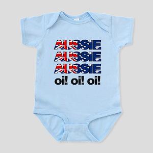 Aussie Aussie Aussie Oi! Oi! Infant Bodysuit