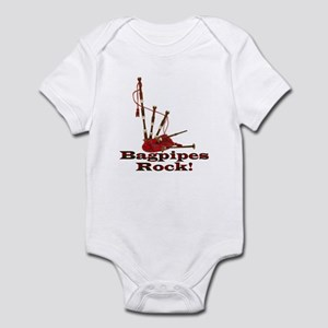 Bagpipez Infant Bodysuit