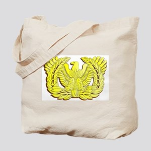 WO Eagle Front Rise again rev Tote Bag