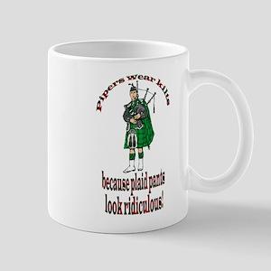 Plaid Pants Mug