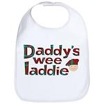 Daddy's Wee Laddie Baby Bib